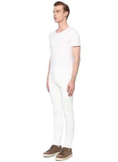 Joe's Jeans Jean Pantolon Beyaz